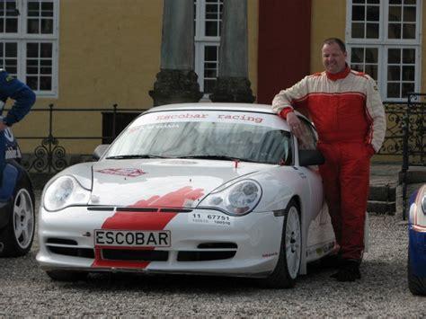Pablo Escobar Porsche by Motorsporten Dk Rally Kom Til Mobila I Slagelse Og Se