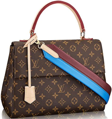 louis vuitton cluny bag  monogram canvas bragmybag