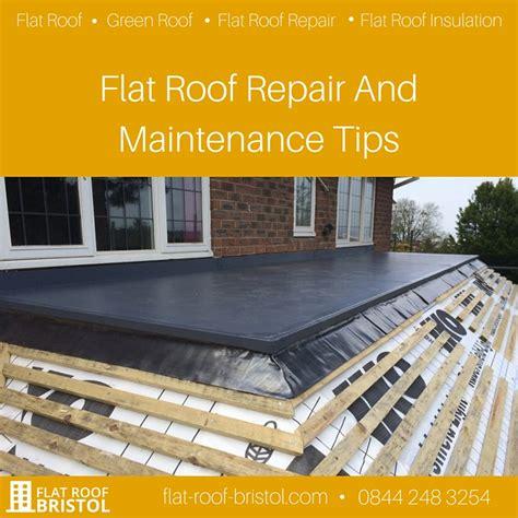 flat roof repair from flat roof bristol