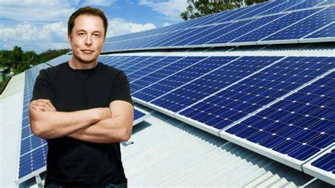 solar city elon musk reveals the solar roof a tesla solar city product
