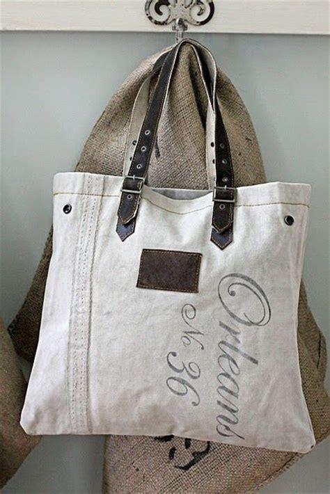 Live Work Linen Shopper Bag 1000 images about grain sack purses on linen