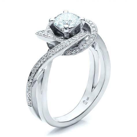 best 25 custom engagement rings ideas on