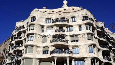 gaudi casa mila barcelona 2018 pictures casa mila la pedrera by gaudi