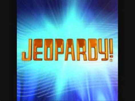 jeopardy theme music youtube jeopardy theme youtube