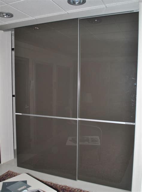 porta rimadesio porta scorrevole rimadesio graphis vetro grigio scontata