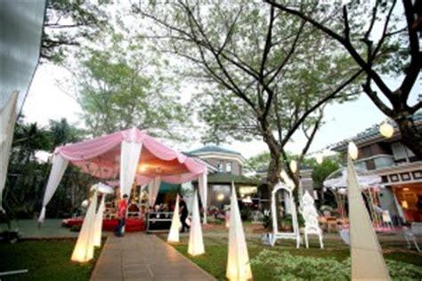 weeding organizer outdoor tangerang wedding pernikahan di alam sutera sport center