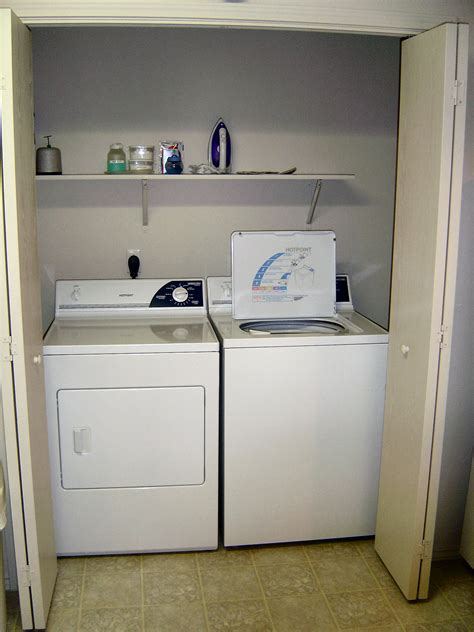 laundry room closet ideas lovable laundry room in a closet ideas roselawnlutheran