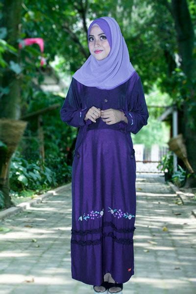 Baju Muslim Stelan Katun Remaja Xssm Nibras 23 nibras nb 88 katalog busana muslim