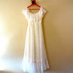 6 vintage hippie wedding dress ideas for your second