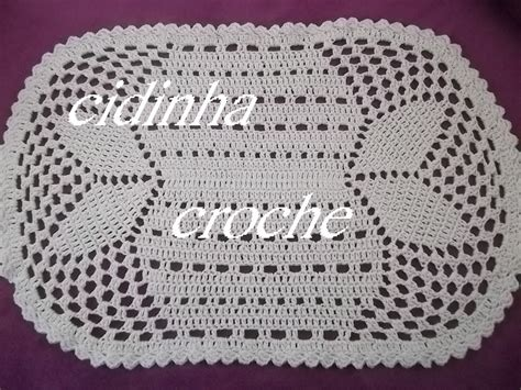croche passo a passo 8 pictures to pin on pinterest croche tapete oval 39 passo a passo tutorial completo