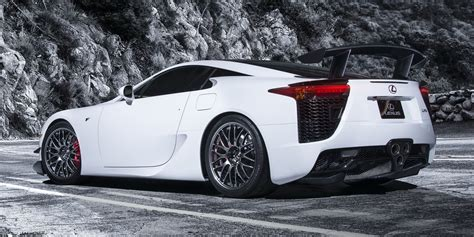 lfa lexus 800hp lexus lfa will debut at 2019 motor