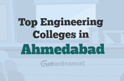 Mba After Engineering Or Bad by Top Engineering Colleges In Ahmedabad 2018 Admission