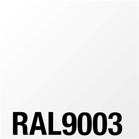 farbe ral 9016 spray acrylic laquer ral 9003 signal white 400 ml mst