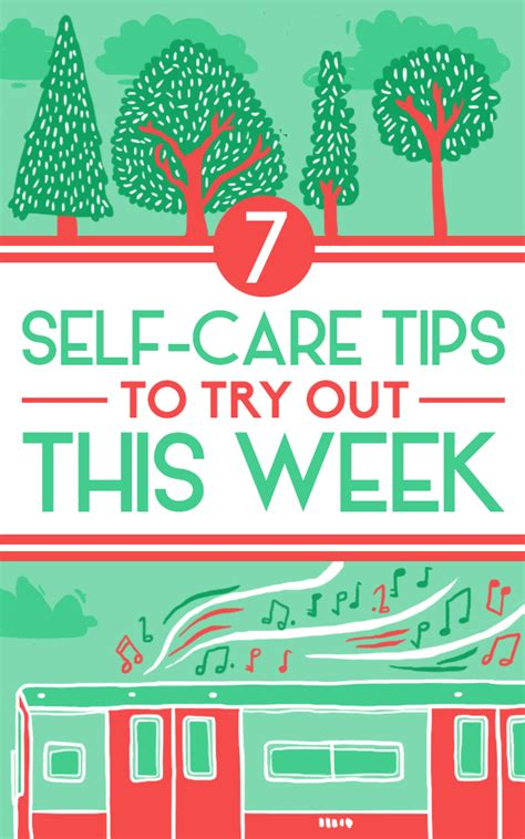 7 Tricks To Try On Your by 7 Self Care Tips To Try Out This Week Best Types Of