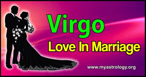 marriage virgo my astrology