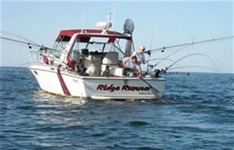 phoenix boats ontario lake ontario charter boat sportfishing lake ontario