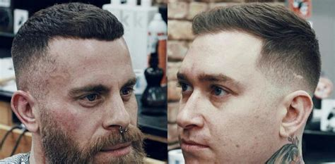 cost of hair cut in 1940 1940 s mens hair 4 popular 1940 s haircuts how to