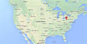 Pittsburgh Map Usa by Where Is Pittsburgh On Map Of Usa World Easy Guides