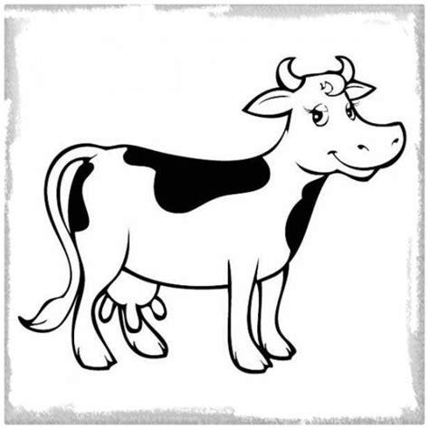imagenes bonitas para colorear e imprimir la mejor imagen vaca para colorear imagenes de vacas