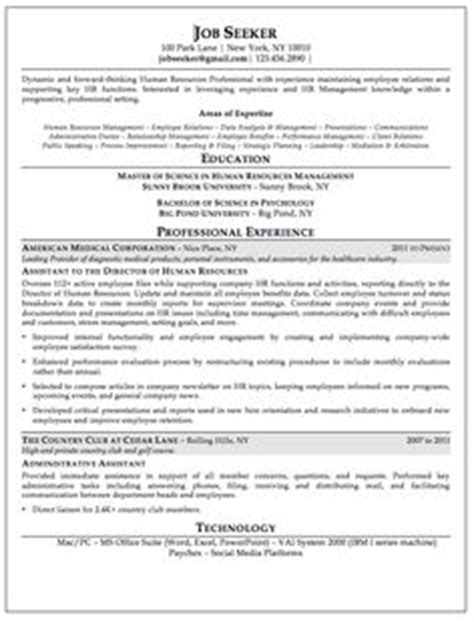 Resume Pointers by How To Write An Effective Resume Pointers That Will Help