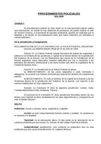 acta entrega declaracin anual 121 procedimientos policiales by luis miranda issuu