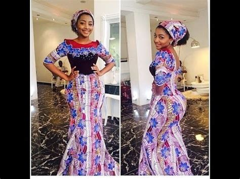 ovation magazine for latest style 2016 ankara and lace combination styles beautiful collection