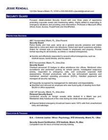 best security guard resume sample 2016 resume samples 2017