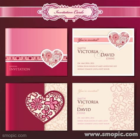 wedding invitation card cover design dream angels wedding invitation card cover background