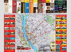 Budapest map ~ Travel Diaries and Useful Tips 134d