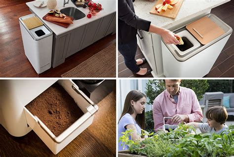 Composting Kitchen Waste At Home by This Easy Indoor Compost System Turns Food Scraps Into