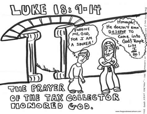 adam s sermons the pharisee and the tax collector luke