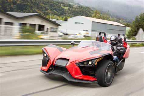 Dreirad Motorrad Mit Vw Motor by Polaris Slingshot Dreir 228 Drige Zwille Mit Gm Power