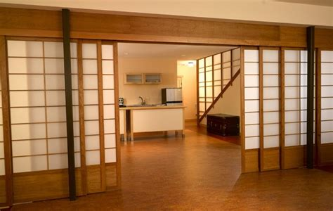 The Unique Designs Of Japanese Sliding Doors Interior Interior Room Divider Doors