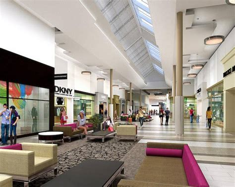 Makeover At The Mall   concord mills is about to get an extreme mall makeover