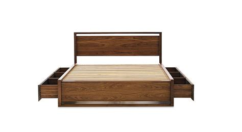 Bed Storage Frame by Storage Bed Hk Bed With Drawers Modern Bed Frame Wood