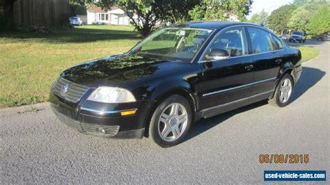 Volkswagen Tdi Diesel For Sale by 2005 Volkswagen Passat For Sale In Canada