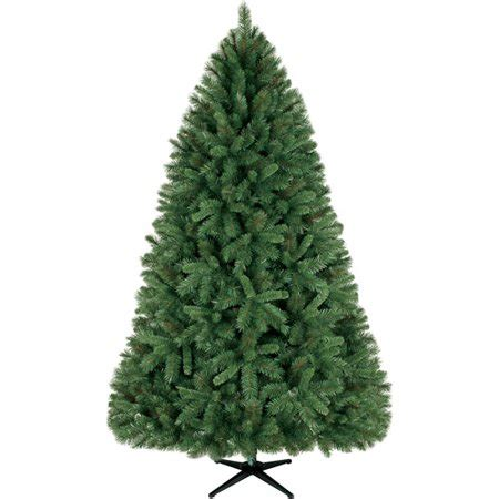 walmart in store artificial christmas trees time 7 5ft donner fir artificial tree walmart