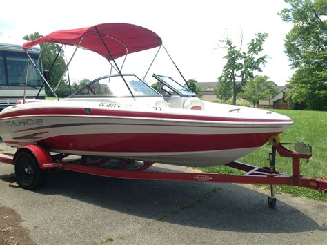 tahoe boats q4 tahoe q4 ss boat for sale from usa