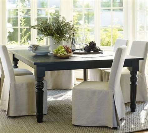 60 square dining table seats 8 i am dying to this black square dining table from pottery barn 60 quot square extends to 92