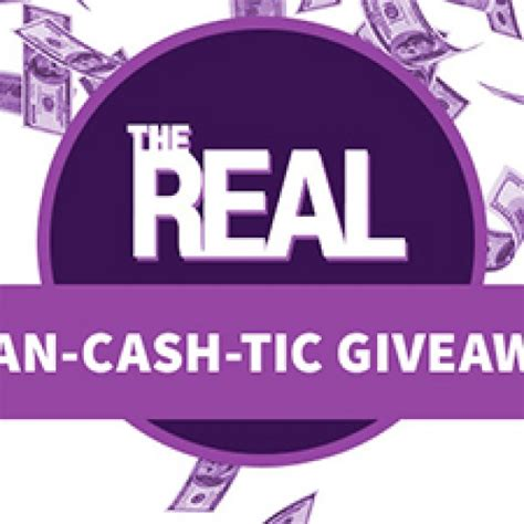 The Real Giveaways - the real win 10 000 granny s giveaways