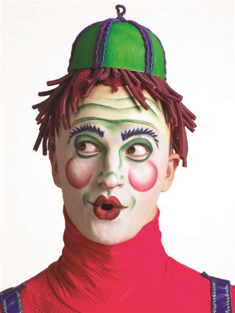 Pomade Clowns 97 best makeup morgue images on artworks