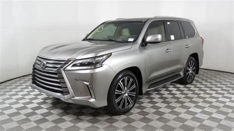 2019 Lexus Lx 570 by 2019 New Lexus Lx Lx 570 Two Row 4wd At Penske Automall