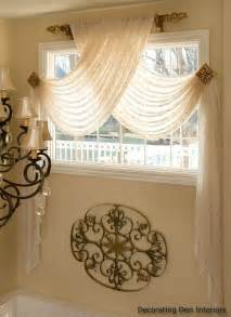 Bathroom Drapery Ideas best 25 window treatments ideas on pinterest curtain