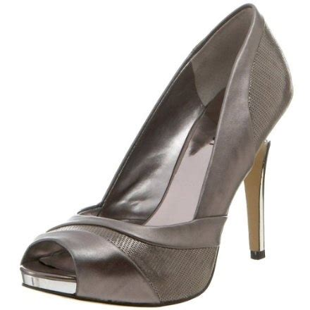 Pewter Shoes For Wedding by Pewter Bridesmaid Shoes N Shannon Wedding