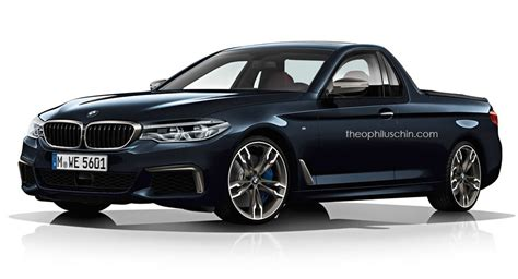 just for laughs a bmw 5 series g30 ute