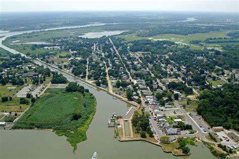 De City delaware city harbor in delaware city de united states