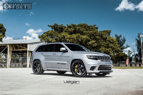 lowered jeep grand 2018 jeep grand velgen classic5 eibach lowered on