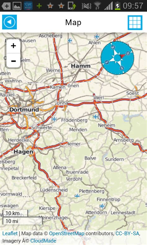 germany driving map germany offline road map guide android apps on play