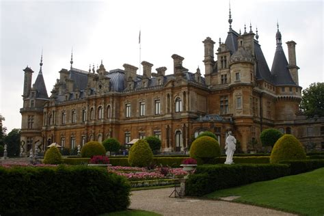 waddesdon manor panoramio photo of waddesdon manor