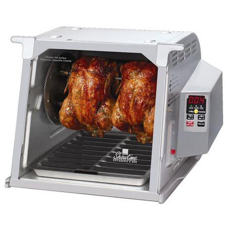 st5000plgen ronco showtime platinum edition rotisserie oven and bbq rotisseries